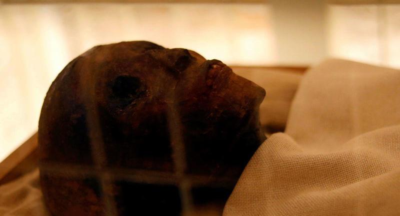 Mummy speaks after 3,000 years of mummification