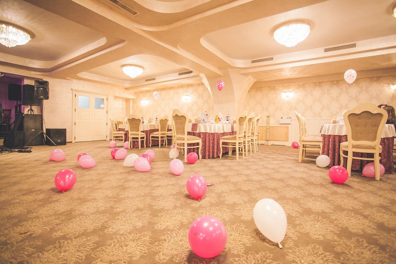 Basics of organizing gorgeous parties