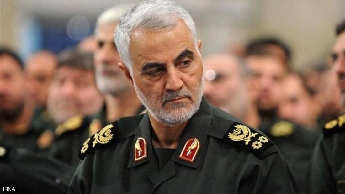 Qassem Soleimani, Image Source: SkyNews