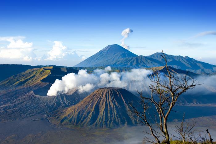 Toba Volcanic Lake