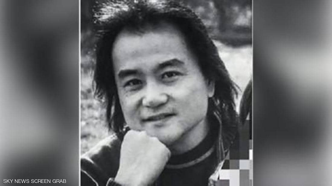 Chinese film director Chang Kai