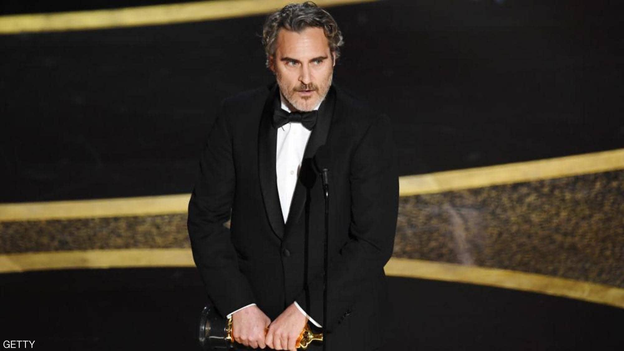 Phoenix won an Academy Award for Best Actor